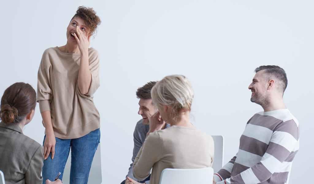 Лечение алкоголизма в Красногорске - групповая терапия