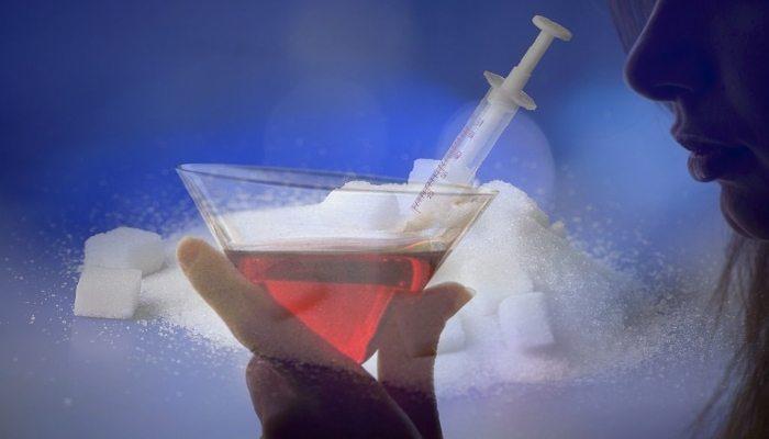 Алкоголь при сахарном диабете, возможные последствия для здоровья