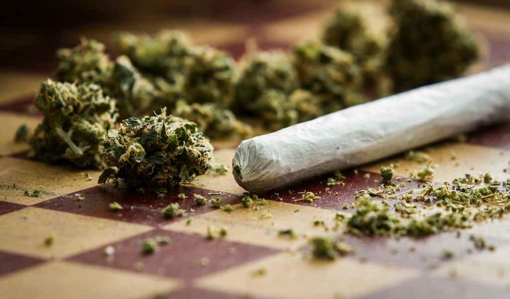 Воздействие марихуаны на организм