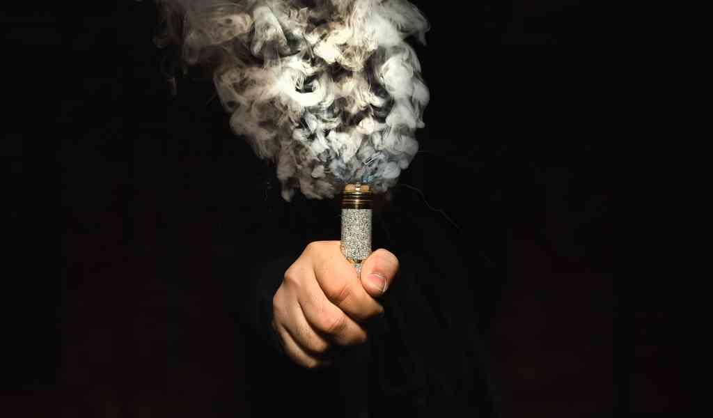 Вред электронной сигареты