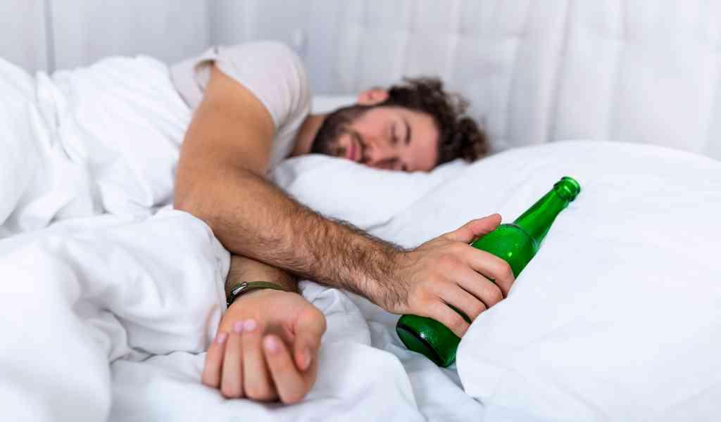 Три стадии алкогольной деградации
