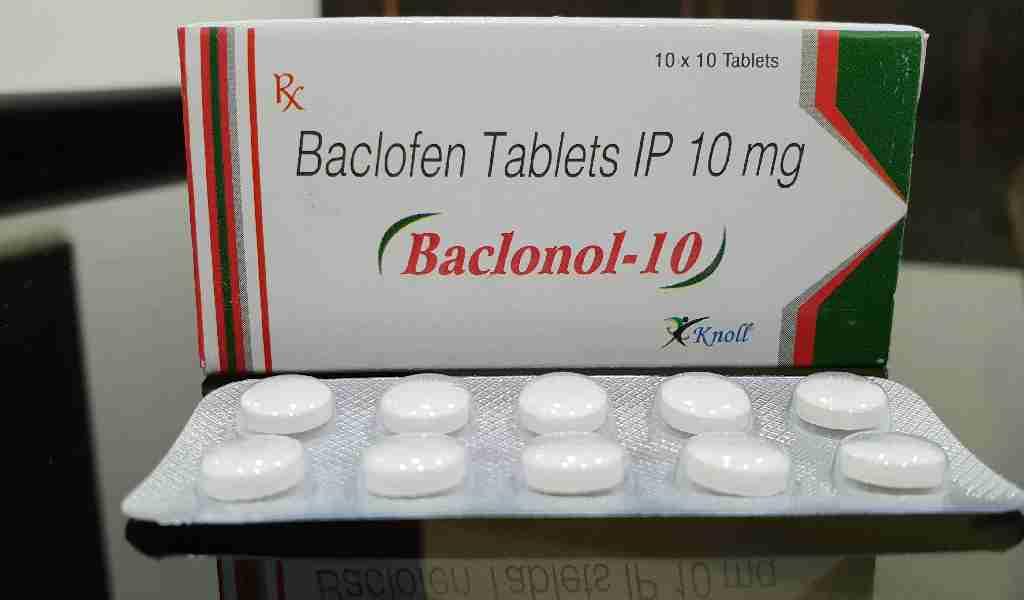 Баклофен - воздействие на человека