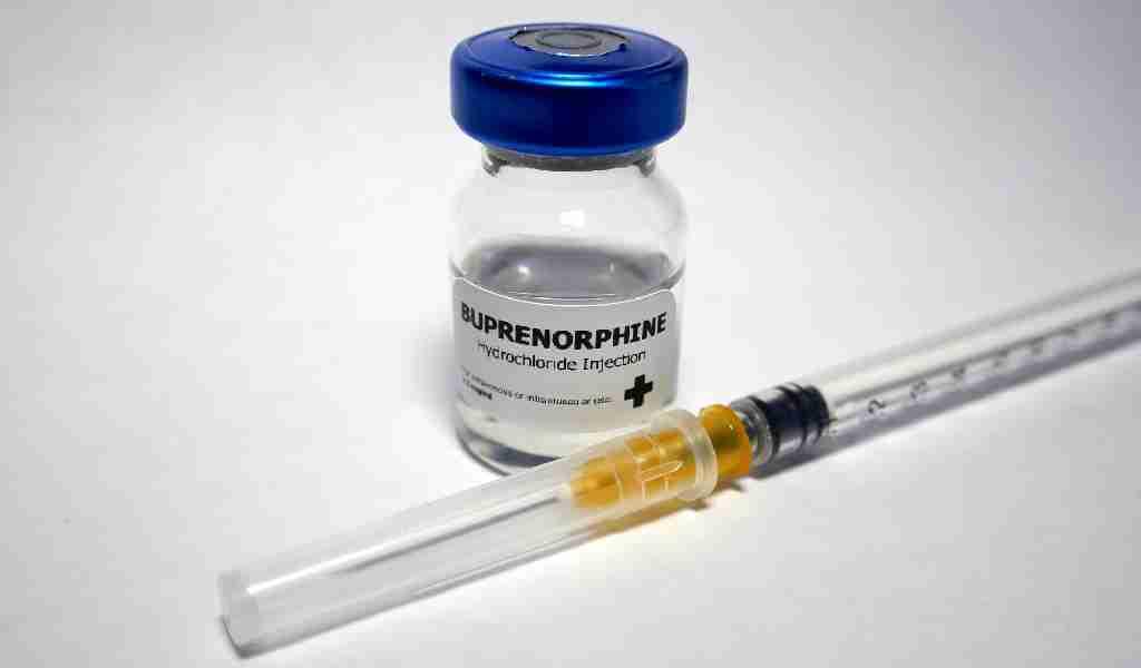 Бупренорфин - как формируется зависимость