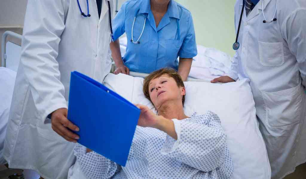 Интервенция - как уговорить лечиться