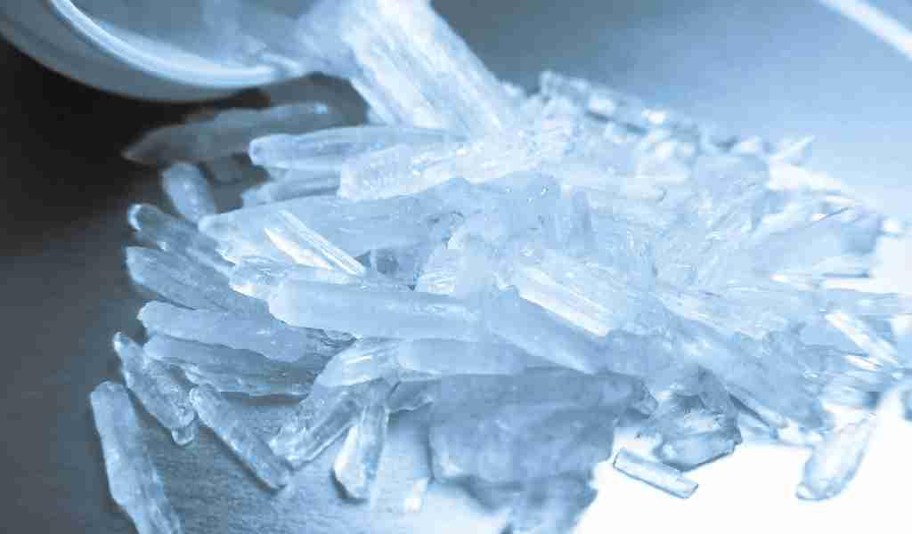 Кристалл (лёд) - последствия употребления