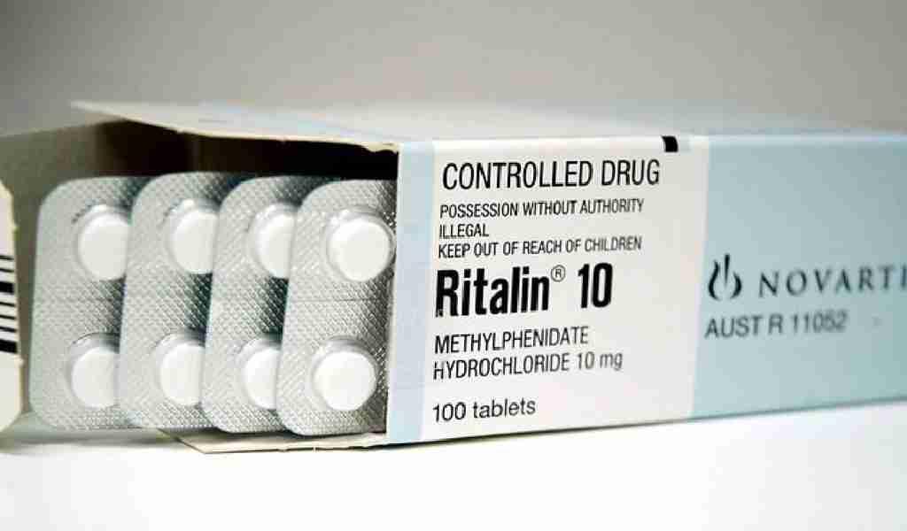 Метилфенидат (риталин) - применение в медицине