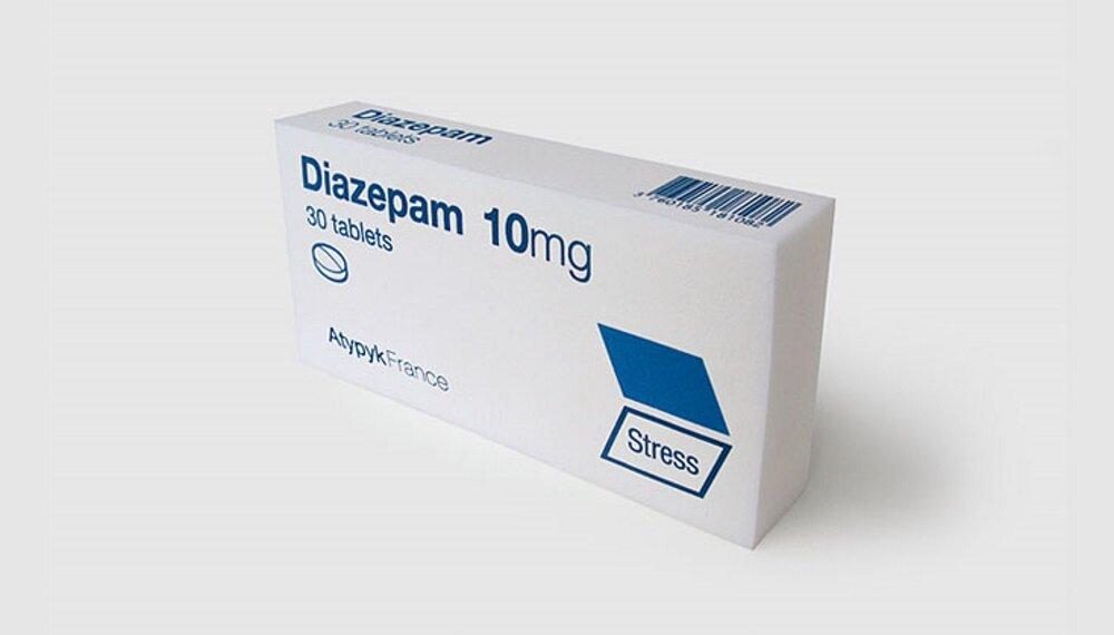 Бенходиазепины - симптомы употребления