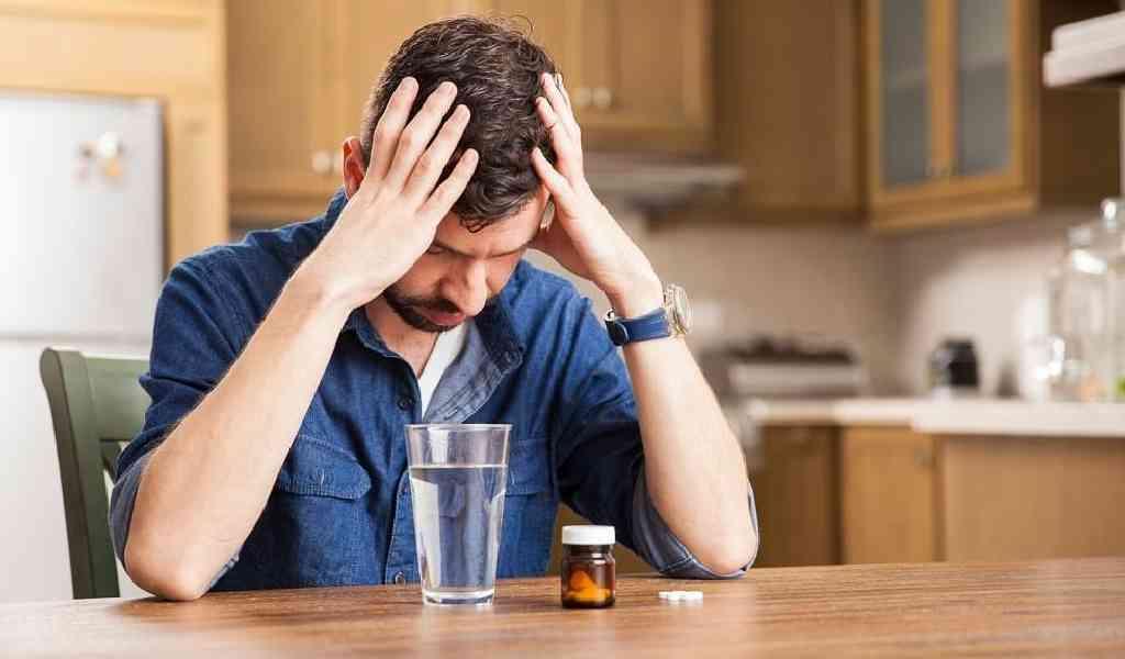 Абстинентный синдром – что нельзя делать