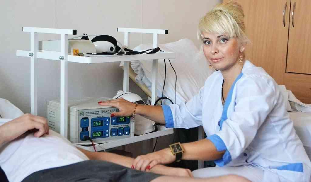 ТЭС-терапия в Москве круглосуточно