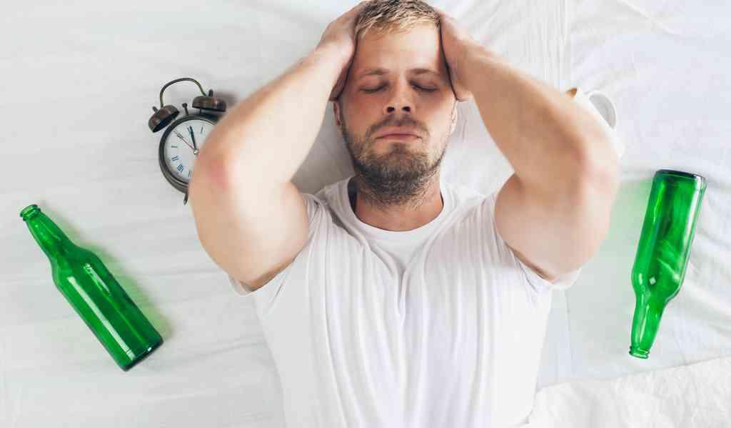 Алкогольная ломка и ее симптомы